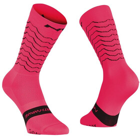 Northwave Switch Socks Damen pink/black